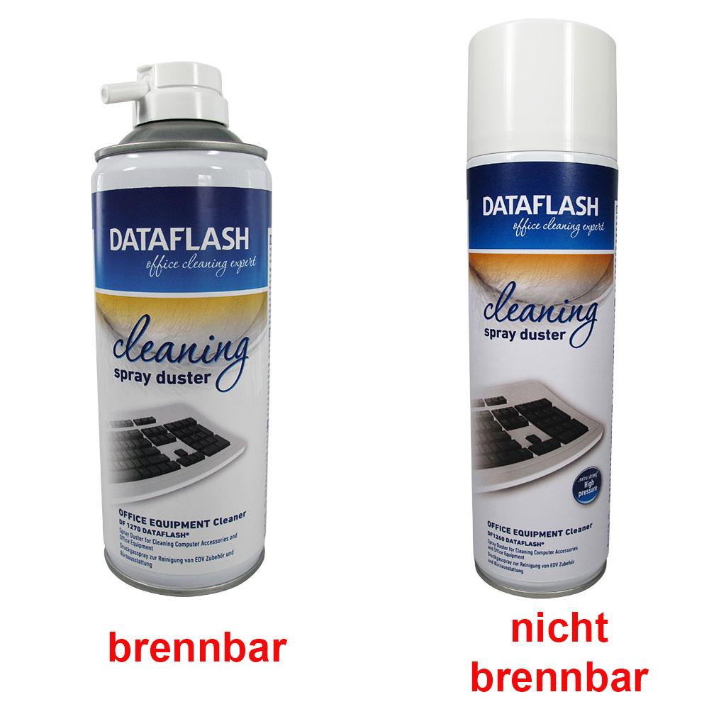 Druckgasspray