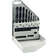 HSS Spiralbohrersätze in Metall- und Kunststoffkassetten HSS Sprint