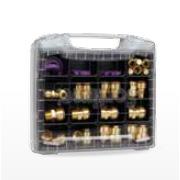 i-BOXX Der transparente Kleinteilekoffer passt in die LS-BOXX oder das i-BOXX Rack