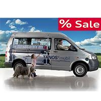 Tanos®mobil - mobile Fahrzeugeinrichtungen
