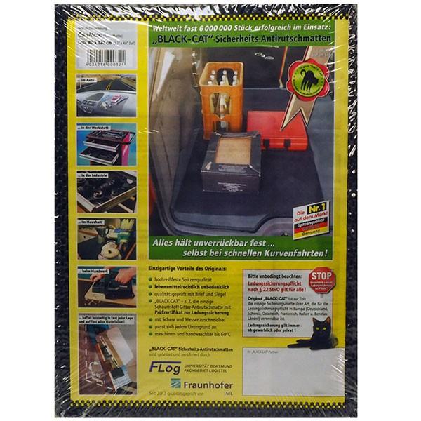 BLACK-CAT Original Kleinrollen Sicherheits-Antirutschmatten