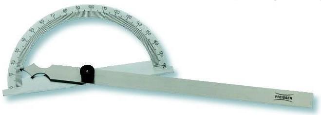 Horex Gradmesser mit Feststellschraube Chr. 0 -180 °