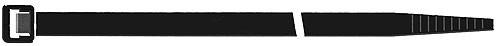 Kabelbinder Schwarz (Pro Verpackung 100 Stück)
