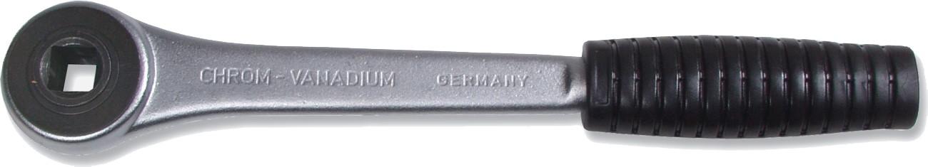 "Knarre mit Innenvierkant ½""/12,7 mm"