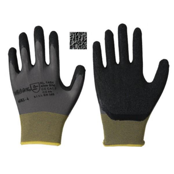 Handschuh Nylon-Feinstrick mit Latex-Beschichtung