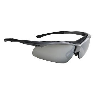 Bahco Schutzsonnenbrille, dunkle Gläser, antistatisch, 3870-SG32