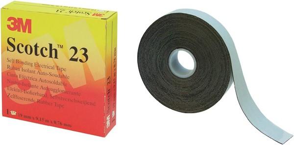 3M Scotch 23 selbstverschweißendes Isolierband 9,15 m