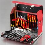 Favorit Werkzeugtasche 7163 rot