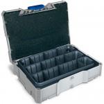 systainer® T-Loc I für Kleinteile Vario 3 lichtgrau