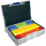Boxen-systainer® T-Loc I Lichtgrau