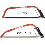 BAHCO Bügelsägen professionelle SE-15 sowie SE-16