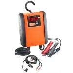 BAHCO Vollautomatisches Mikroprozessor Batterieladegerät 6 Ampere, 8-stufig