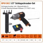"""BP815K2 1/2"""" Schlagschrauber-Set"""