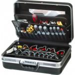 CLASSIC Werkzeugkoffer Der Klassiker Zahlenschloss Plus Safe