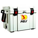 Peli Kühlbox -weiss- Elite Cooler 45 QT 32- 45Q-MC-WHT-E
