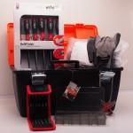 BAHCO Tool Box gefüllt