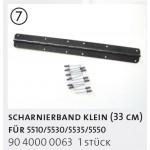 Scharnierband klein (33 cm) CHICAGO CASE