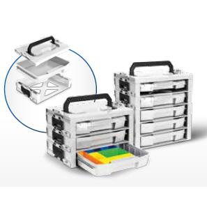 i-BOXX RACK Das modulare Aufbewahrungssystem für Werkstatt und unterwegs