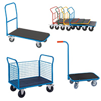 Plattform-, Seitenbügel-, CC-Wagen, Griffroller