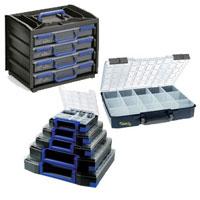 Sortimentskoffer - Boxxser, CarryLite und Assorter