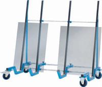 Platten-Transportgeräte und Ständer