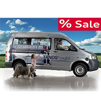 View Tanos®mobil - mobile Fahrzeugeinrichtungen
