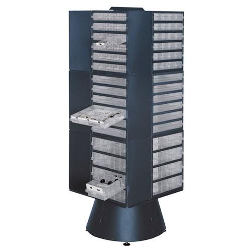 Drehturm für Stahlmagazine Serie 250 (leer)