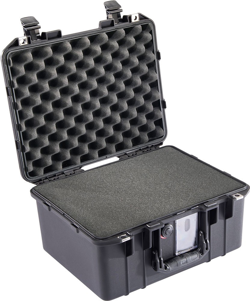 Peli Schutzkoffer 1507Air mit Schaumeinsatz, schwarz