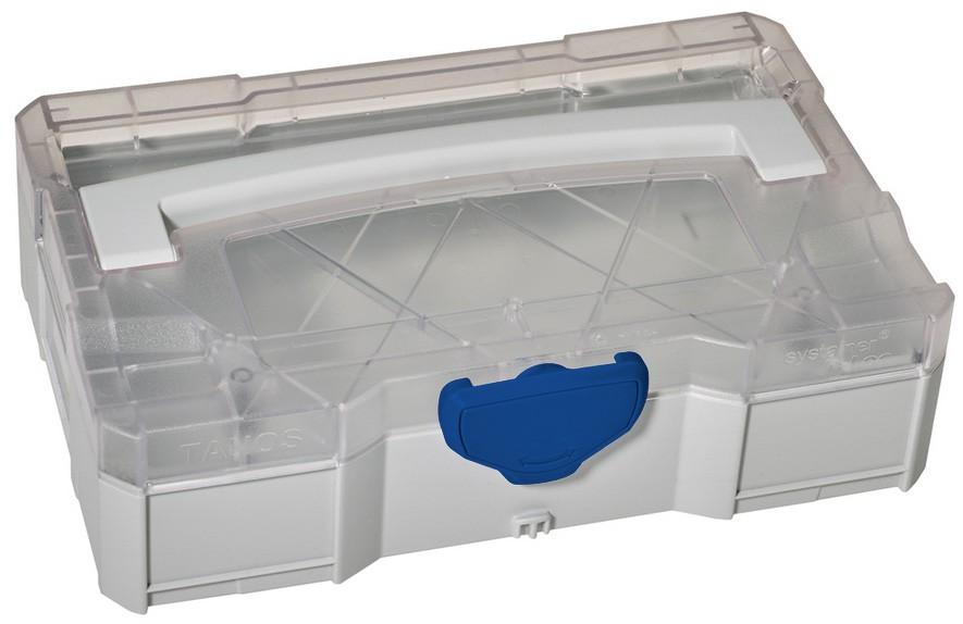 MINI-systainer® T-Loc I mit transparentem Deckel