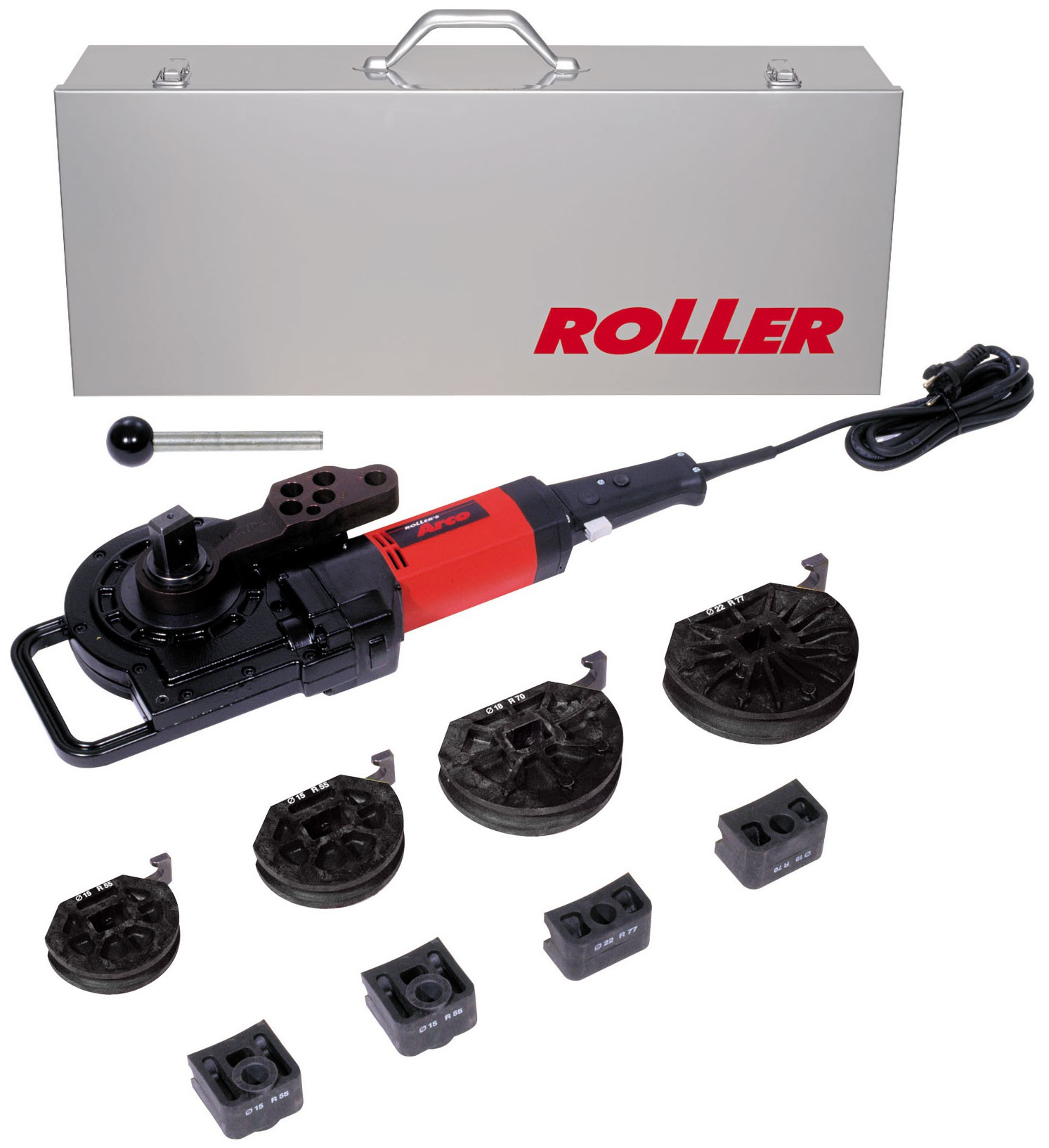 ROLLER'S Arco Set 15-18-22