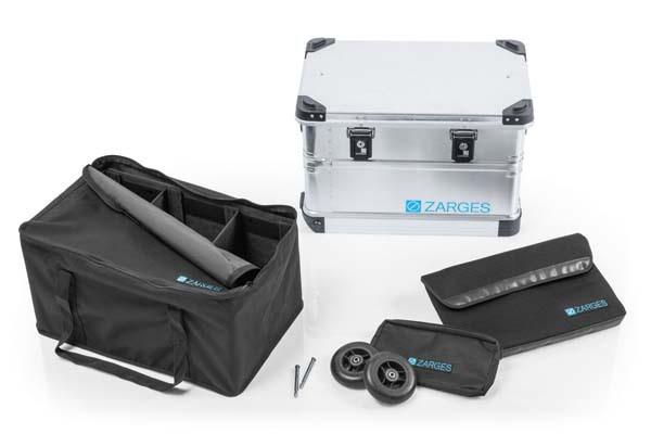 ZARGES Mobilbox K 424 XC 41811 Vollausstattungspaket