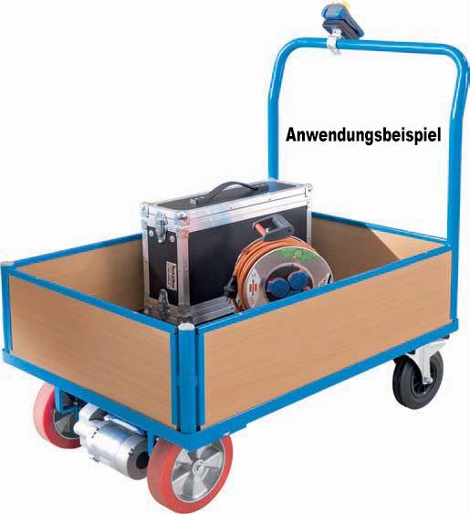 Kompakt-Elektromodule Passend für alle 700 u. 800 mm breiten Ladeflächen.