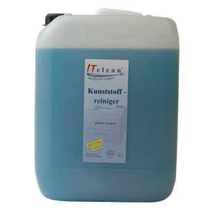 Kunststoffreiniger 10 Liter mit UV Filter