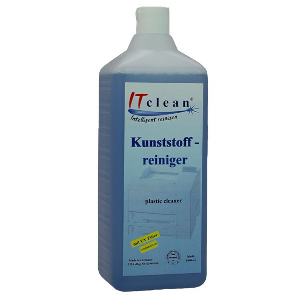 Kunststoffreiniger 1000 ml mit UV Filter