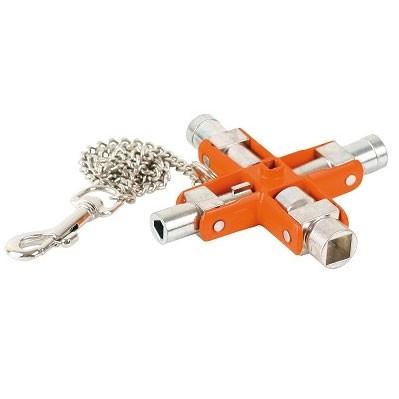 BAHCO Universal-Schaltschrankschlüssel, MK9