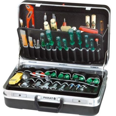 SILVER KingSize Werkzeugkoffer Mit dem Maximum an Inneneinrichtung