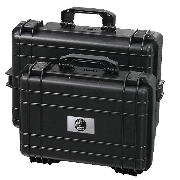 SOLID Wasserdichte Polypropylen-Koffer 5620