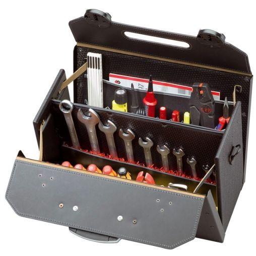 Top-LINE Werkzeugtasche mit Mittelwand 16.100.571