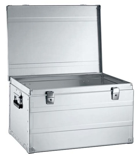 ZARGES Transportbox K 405 | 66 Liter offen