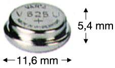 V13GA (1,5V) Batterie