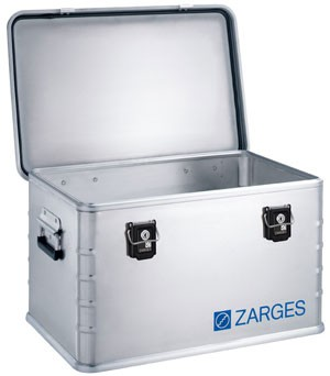"ZARGES Mini-BOX ""Plus""40877 60 Liter offen"