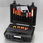 SOLID Wasserdichter Polypropylen-Werkzeugkoffer 5635