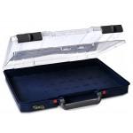 raaco CarryLite 55 5x10-0 DL mit Sandwichdeckel ohne U-Profile