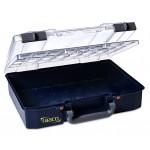 raaco CarryLite 80 4x8-0 DLU mit Sandwichdeckel mit U-Profile