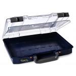 raaco CarryLite 55 4x8-0 DL mit Sandwichdeckel ohne U-Profile