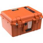 Peli Schutzkoffer 1507Air leer, orange