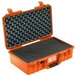 Peli Schutzkoffer 1525 Air mit Schaumeinsatz, orange