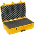 Peli Schutzkoffer 1555Air mit Schaumeinsatz, gelb