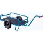 Handwagen mit Geländer