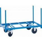 4 Rungen, 600mm hoch für Kombiwagen für Schwerlast